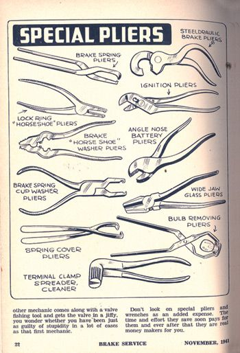 Tool Identification Guide Old Tools