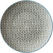 Better Homes And Gardens Piers Gray Mix And Match 8 6 Salad Plate