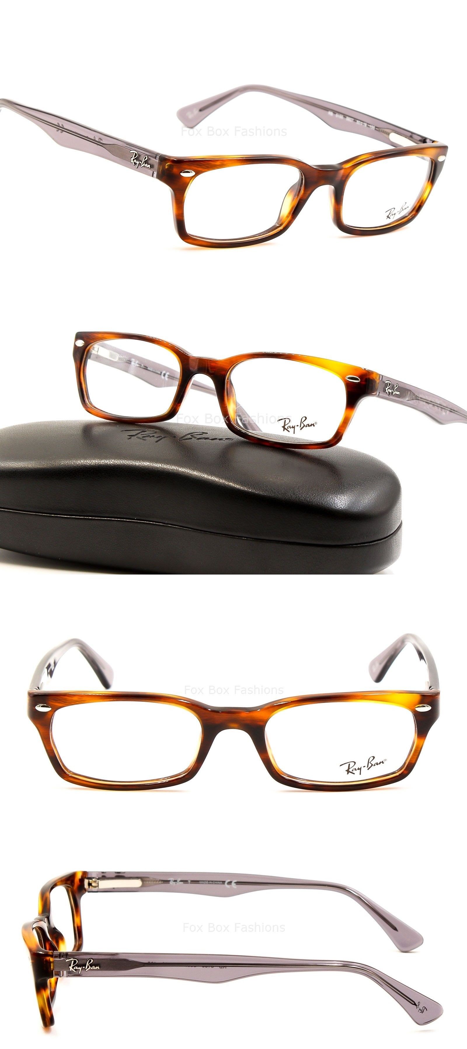 Eyeglass Frames: Ray-Ban Rb 5150 5607 Eyeglasses Optical Frames ...
