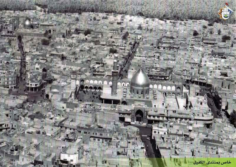 Image result for karbala 1950s