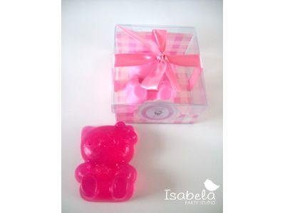 Hello Kitty Toalla Recuerdo Bautizo Baby Shower Cumpleaños Recuerdos De Toalla…