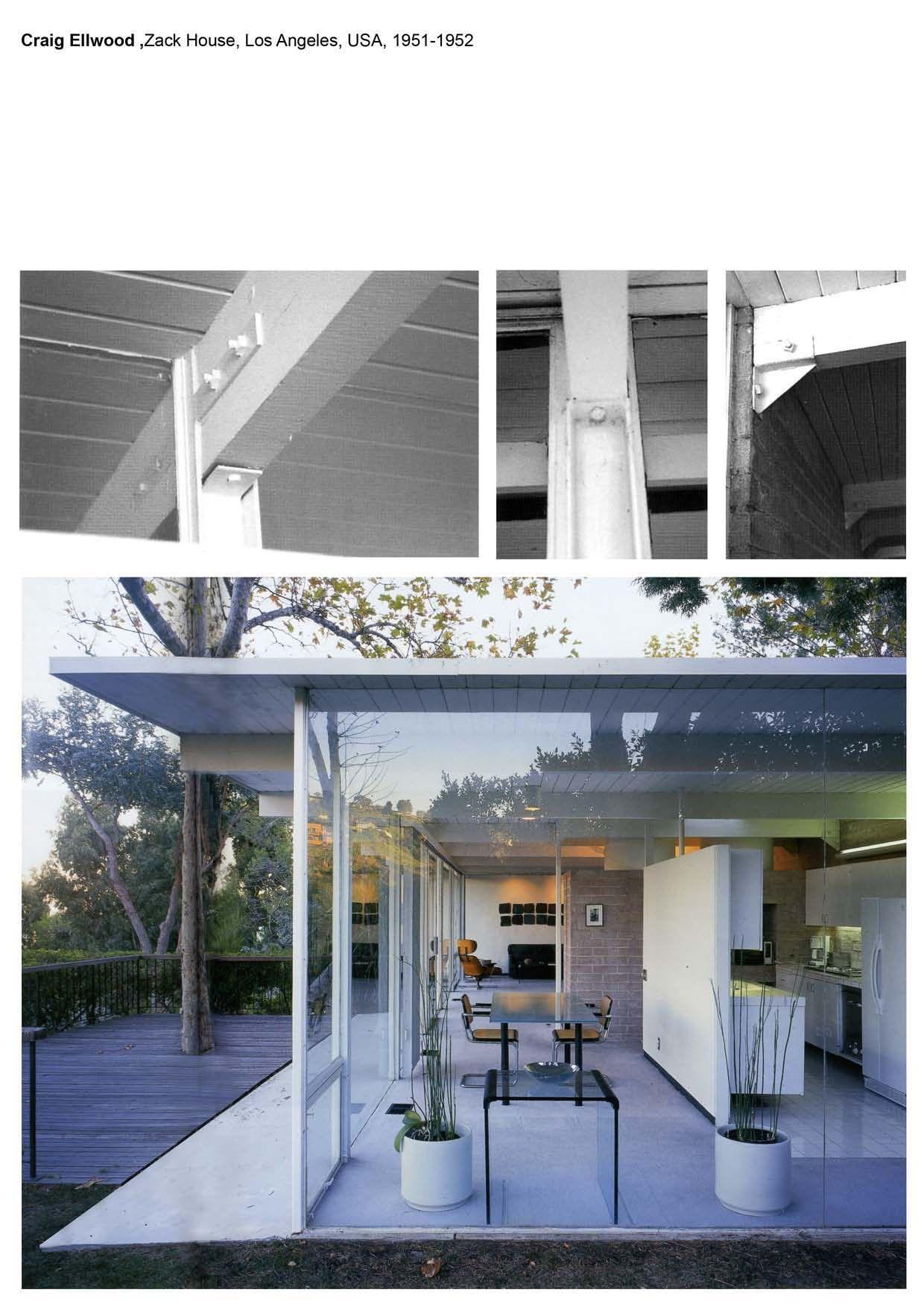 zack house brentwood 1953 craig ellwood architect mid century