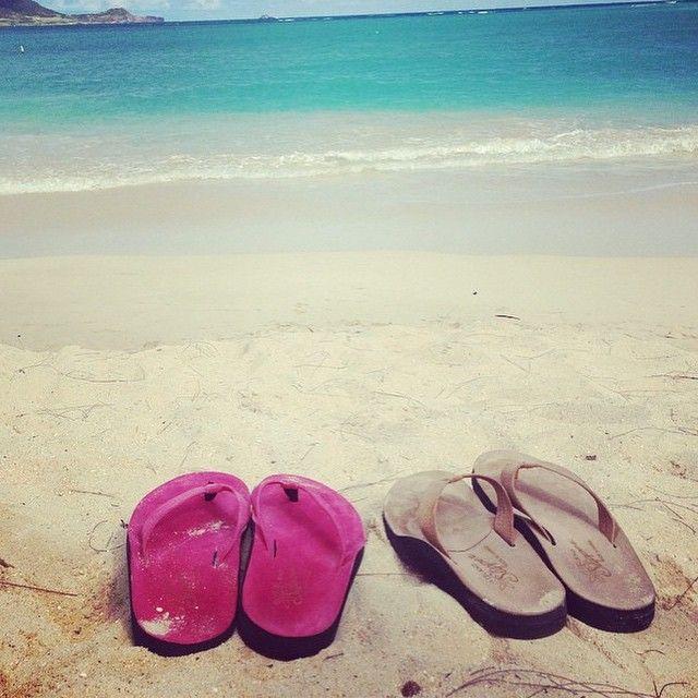 Kailua beach, Womens flip flop, Slippers