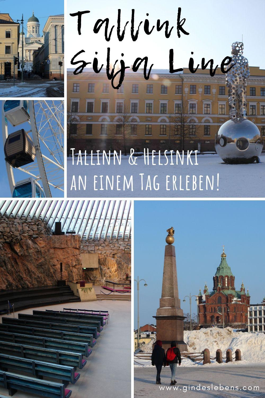 Mit Der Tallink Silja Line Star Von Tallinn Nach Helsinki Reisen Helsinki Europareisen