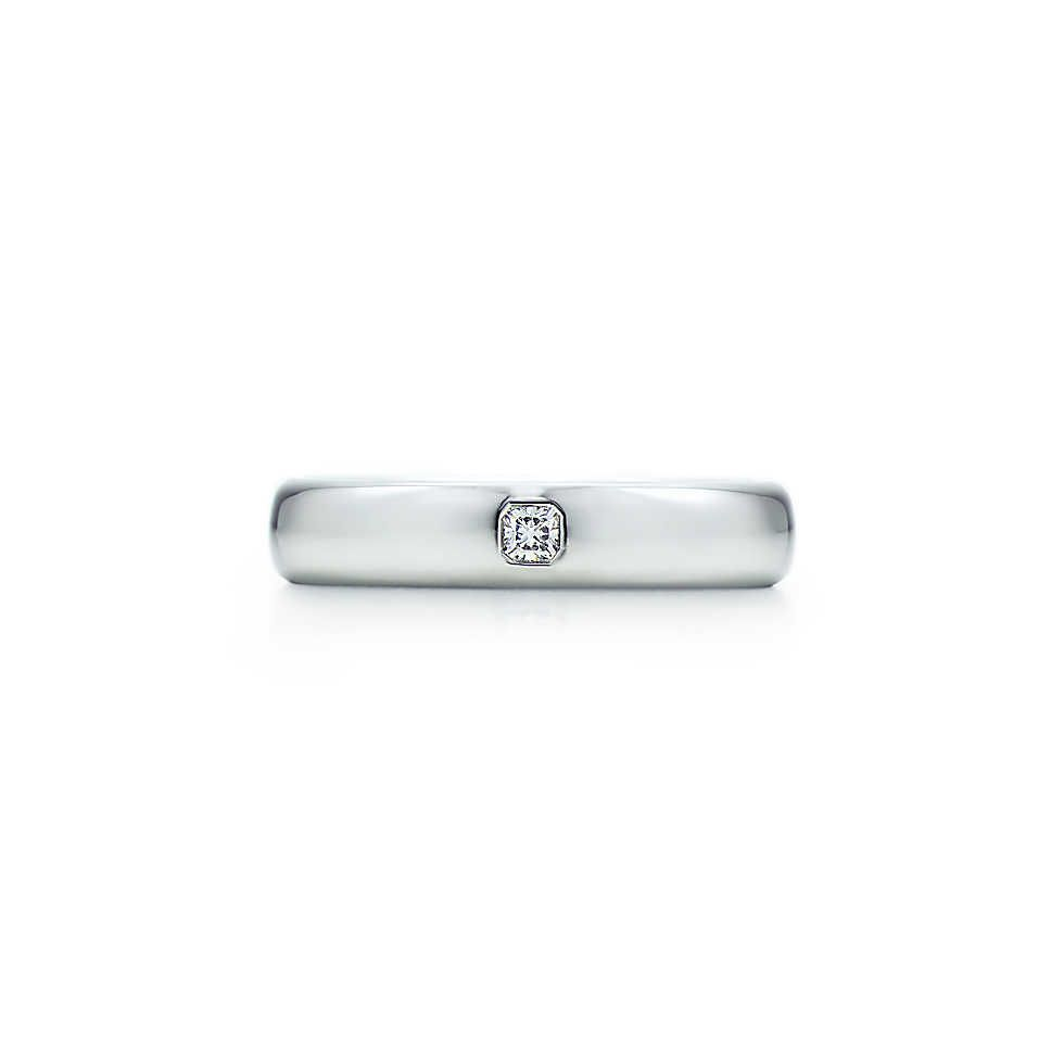 17 Best images about Wedding Rings on Pinterest | Band rings, Black  stainless steel and Diamonds