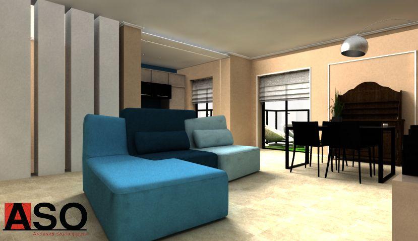 ristrutturazione casa in Roma 70 Arredamento d'interni