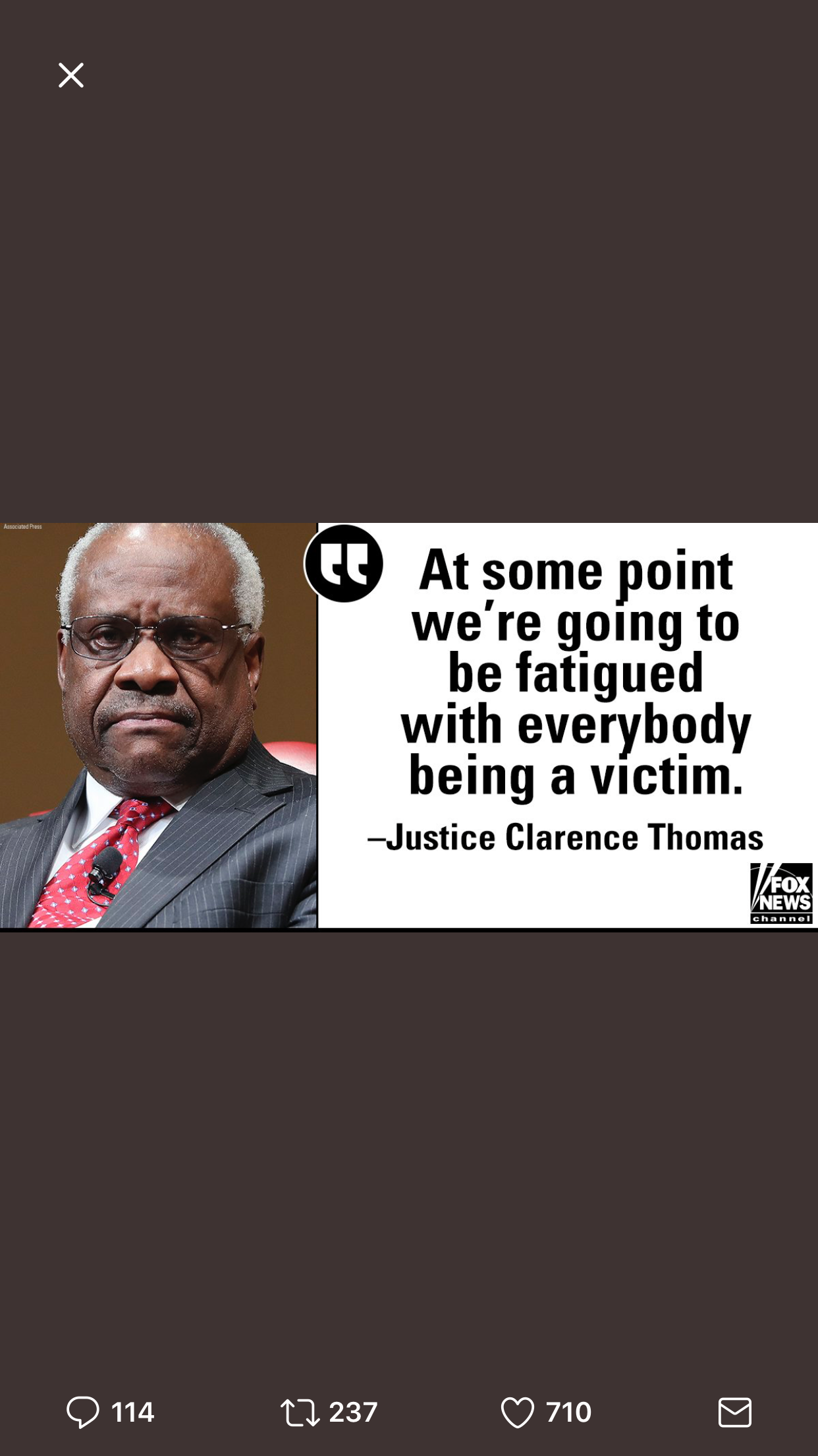 Pin By Sara West On And I Quote Justice Clarence Thomas Clarence Thomas Me Quotes