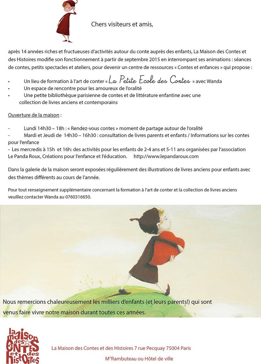 Contes Ateliers Enfants Formations A L Art De Conter