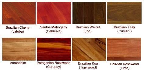 Brazilian Direct Order System Brazilian Cherry Durable Flooring Brazilians