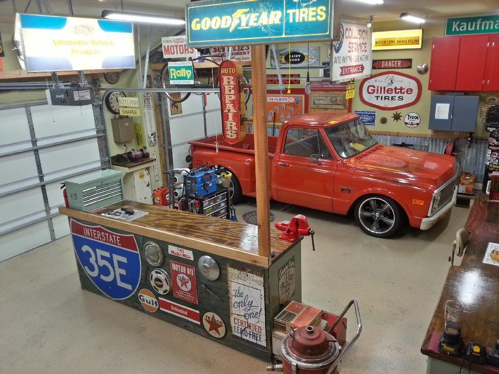 Photo By Kevin Boyd Garage Storage Overhead Garage Storage Garage Loft