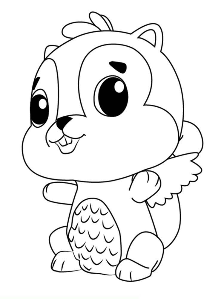 Hatchimals Mermal Coloring Pages Below Is A Collection Of Hatchimals Coloring Page Which You Can In 2020 Coloring Pages Cartoon Coloring Pages Birthday Coloring Pages