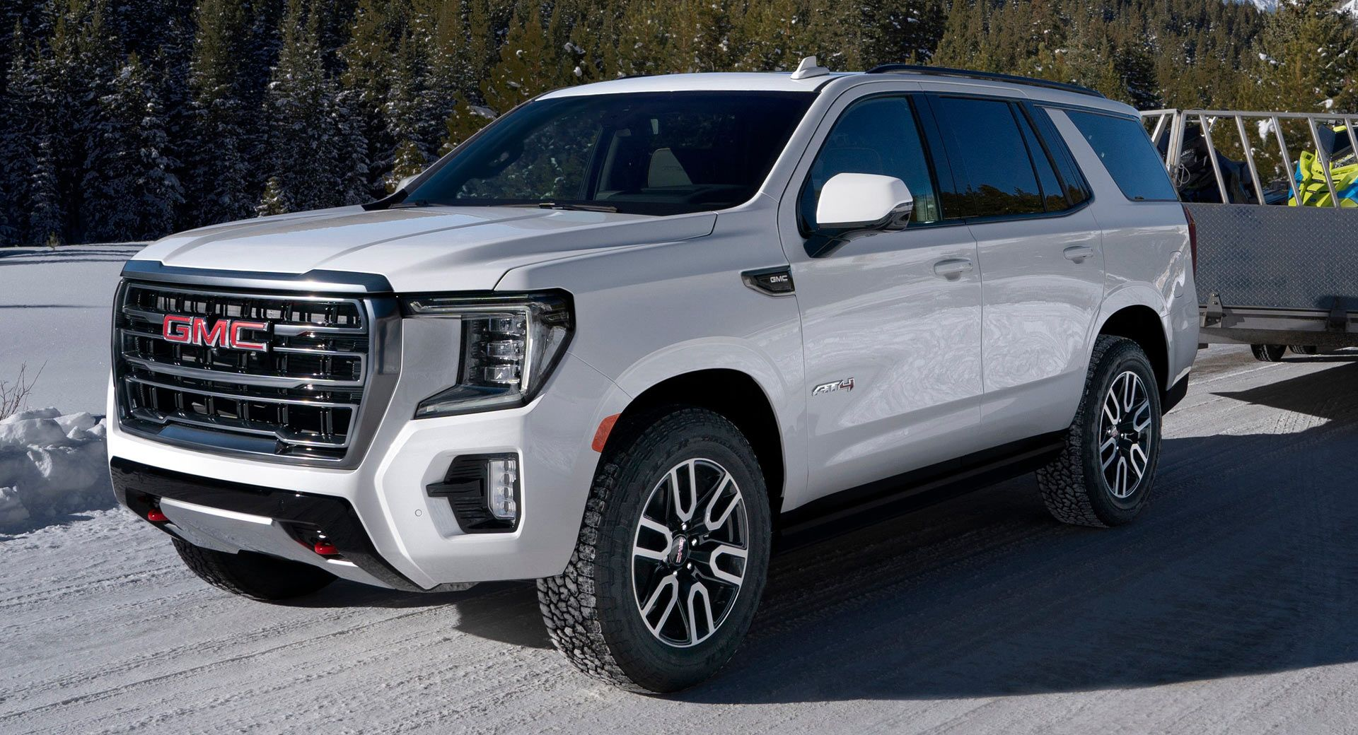 The 2021 Gmc Yukon Is Larger More Luxurious And More Comfortable Than Ever Before In 2020 Gmc Yukon Denali Gmc Yukon Gmc Vehicles