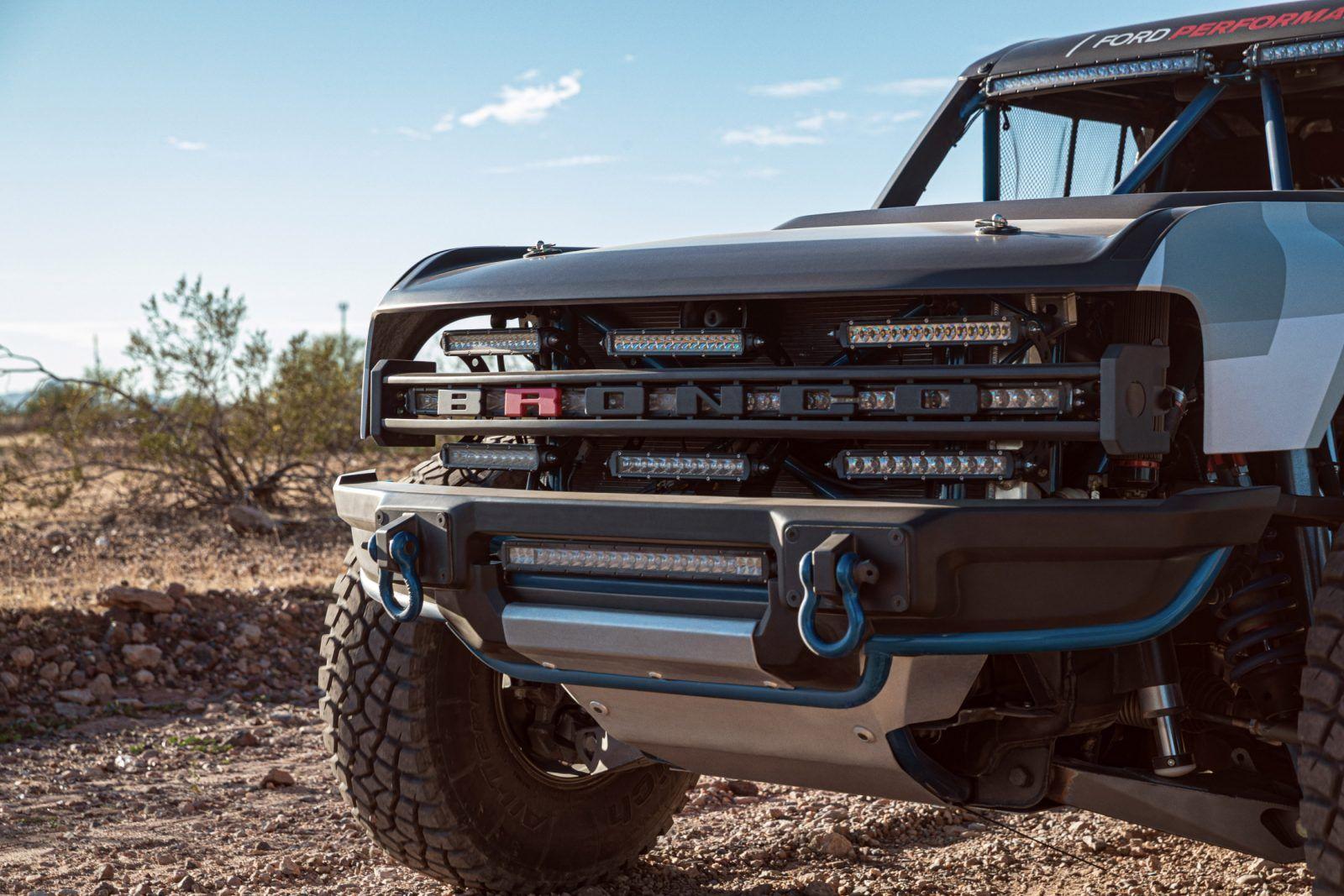 21 Frd Bro 48765 Hr Ford Bronco Bronco Baja 1000