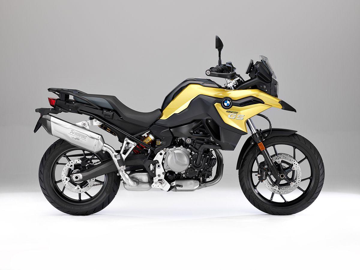 Bmw F850 Gs F750 Gs On Behance Motos