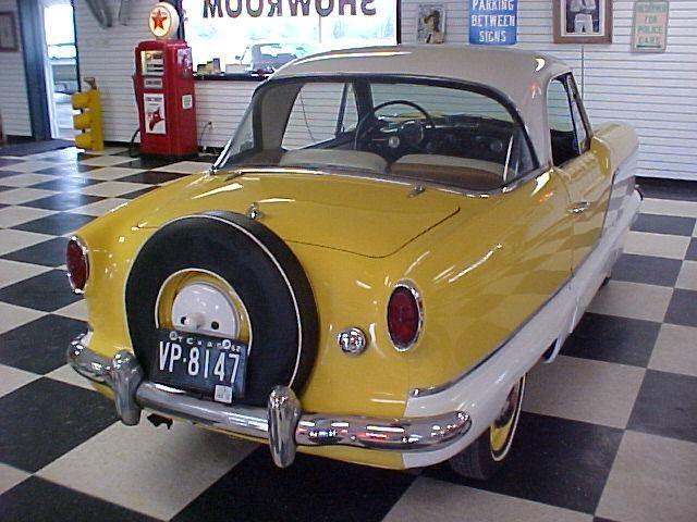 Nash Metropolitan Cars | 1962 Nash Metropolitan for sale – Classic car ad from C…