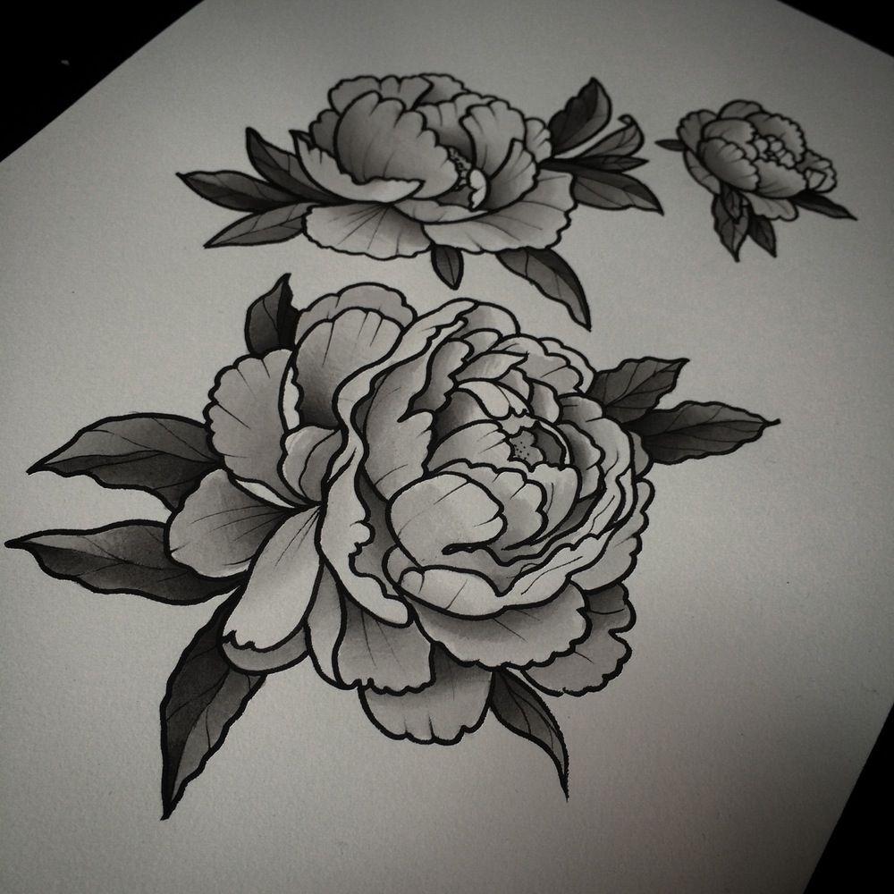 mojito tattoo tattoos peonies tattoo tattoos et tattoo designs. Black Bedroom Furniture Sets. Home Design Ideas