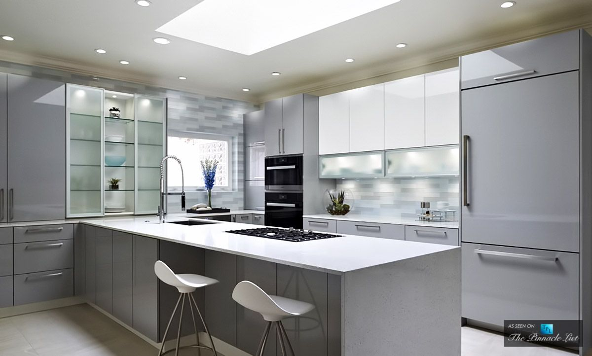 Modern High Gloss Kitchen Designs Http Sodakaustica Com