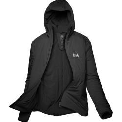 Photo of Helly Hansen Woherr Odin Stretch Hooded Insulator Hiking Jacket Black L