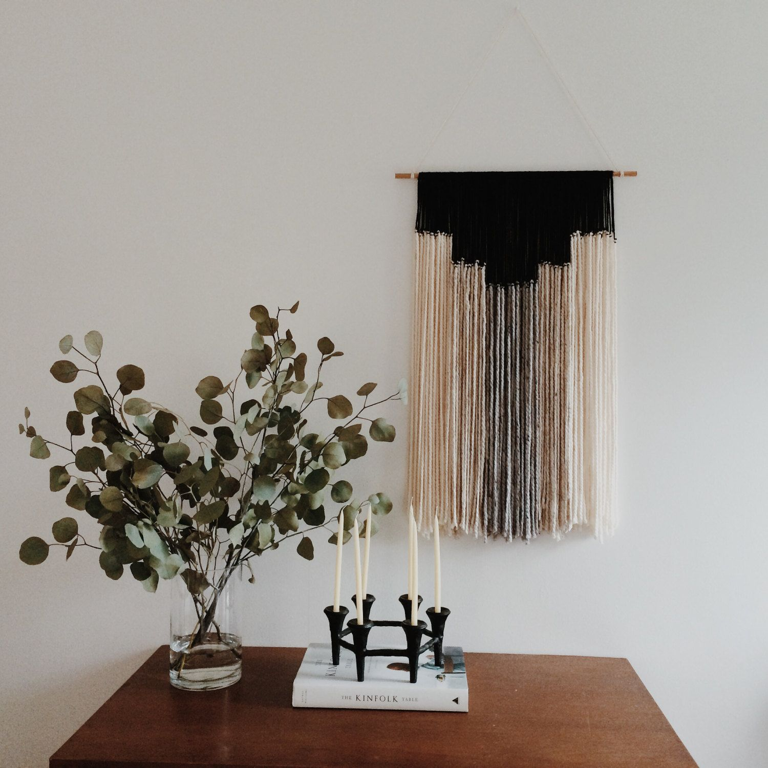 This Years Wall Hanging Trend Offers A Cool Alternative To