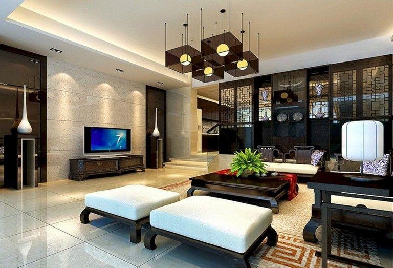 18 Marvelous Modern Living Room Lighting That Will Make Home Beautiful Japanese Living Room Decor Living Room Lighting Living Room Lighting Design Latest modern beautiful living room
