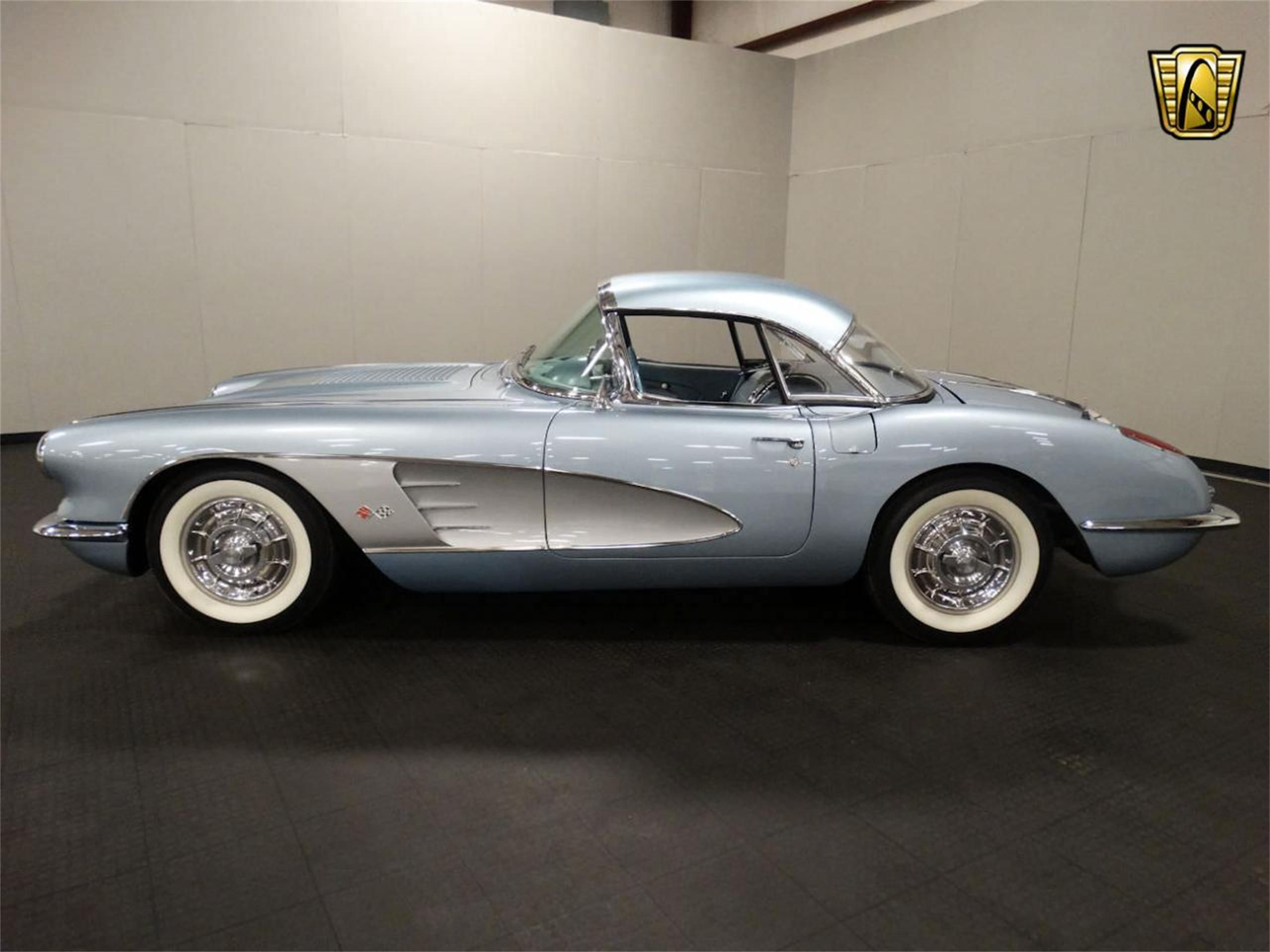 1958 Chevrolet Corvette For Sale Listing Id Cc 1171047