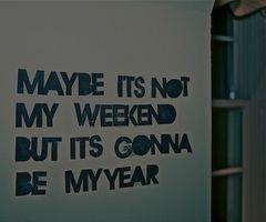 let's hope so