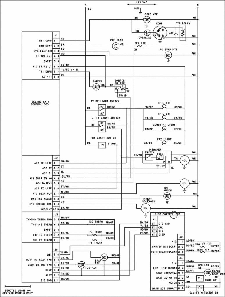 Amana Electric Dryer Wiring Diagram Wiring Library Ge Refrigerator Circuit Diagram Diagram