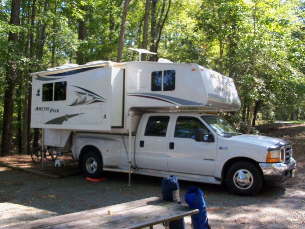 Details About 2010 Northwood Arctic Fox Rv Truck