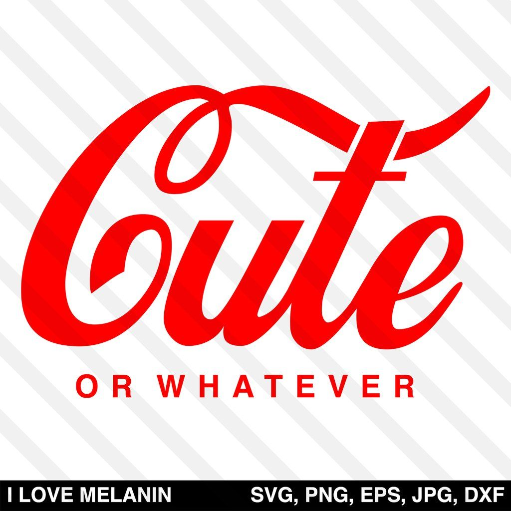 Download Cute Or Whatever SVG   Graffiti words, Svg, Image paper