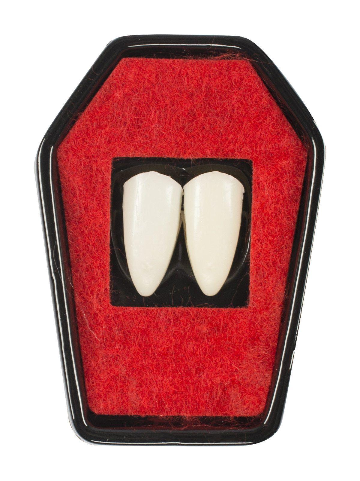 Grabstein Vampir Aufsteckzähne weiss, aus unserer Kategorie Vampirzähne. Diese Beißer sind ideal für Vampire, Schmusekätzchen und Werwölfe Kombiniert mit etwas Kunstblut machen diese Zähne jedes Gruseloutfit perfekt. So können Sie ihr schönstes Lächeln zeigen und sind dennoch eine echte Gruselgestalt.