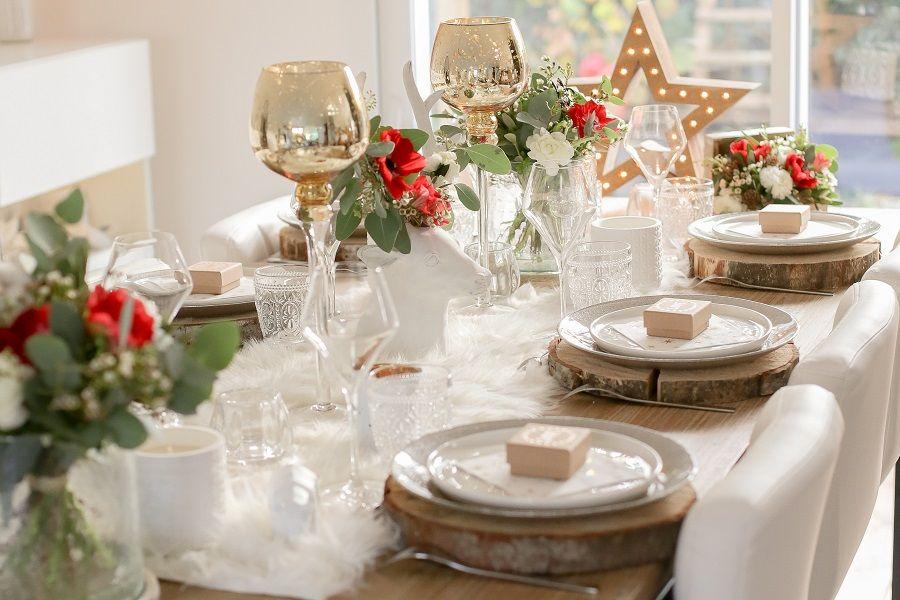 Ma table de No l chez Maisons du monde décoration de mariage et de