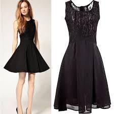 Tipos de vestidos cortos de fiesta