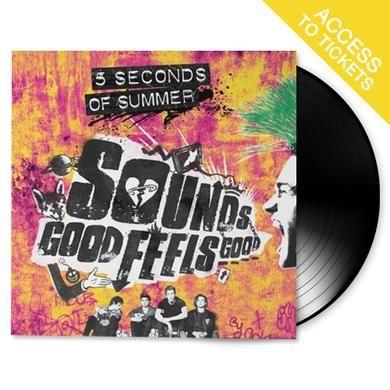 5sos Sounds Good Feels Good 12 Vinyl 5 Seconds Of Summer