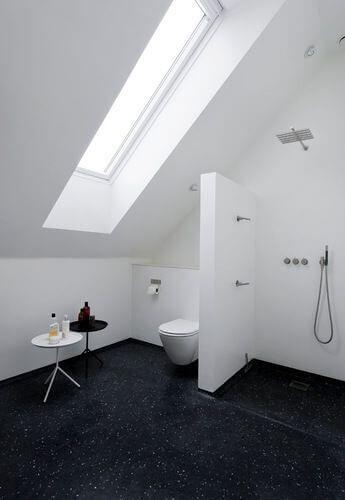 Badkamer met schuin dak: 8 voorbeelden ter inspiratie | Pinterest ...