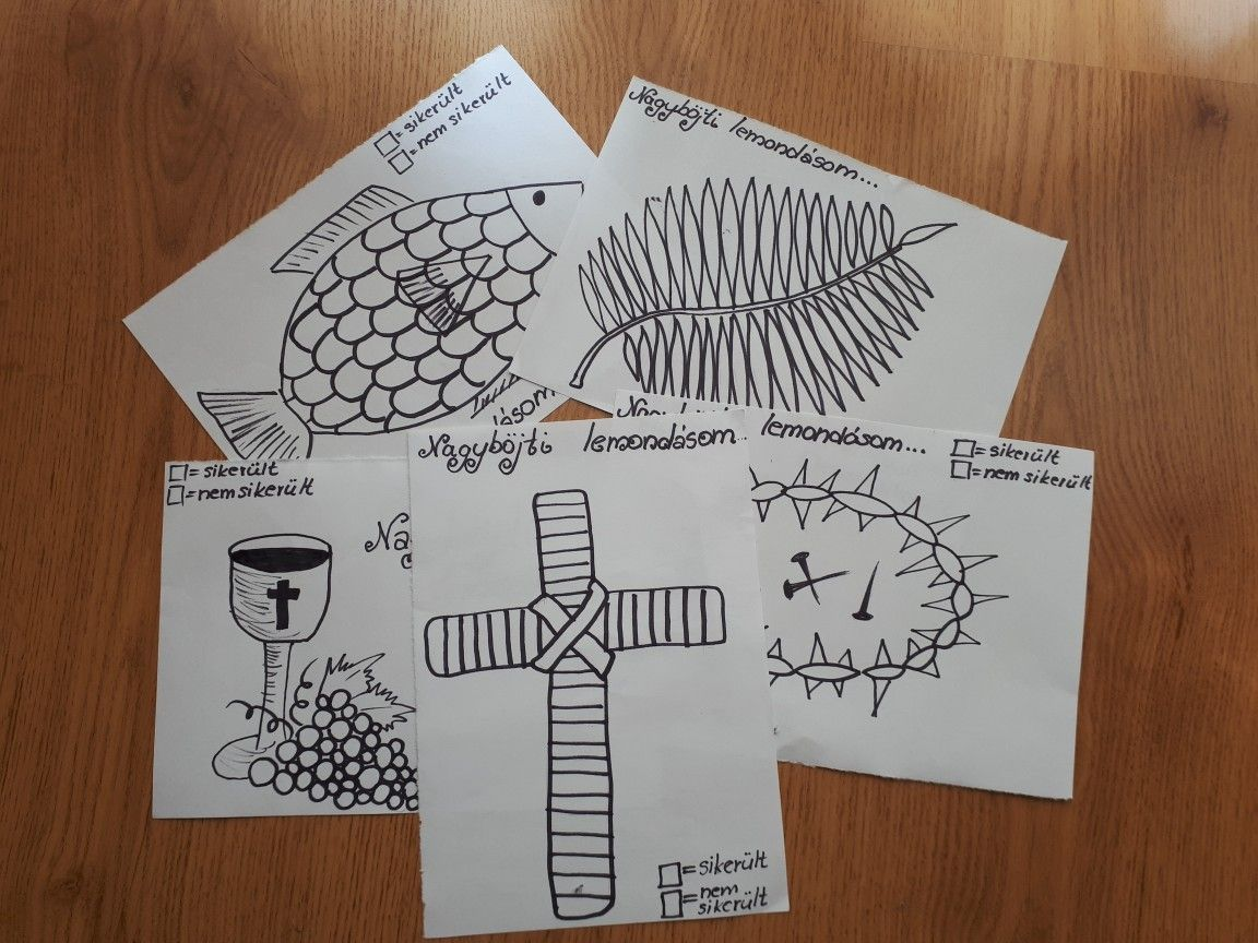 Idea By Marietta Eck On Lent