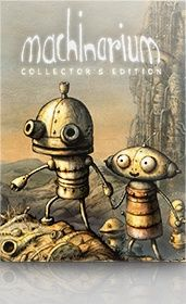 Machinarium: Collector's Edition for download $9.99 - GOG.com
