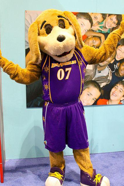 Lakers Mascot Cartoon Mascot Costumes Mascot Sporting Dogs