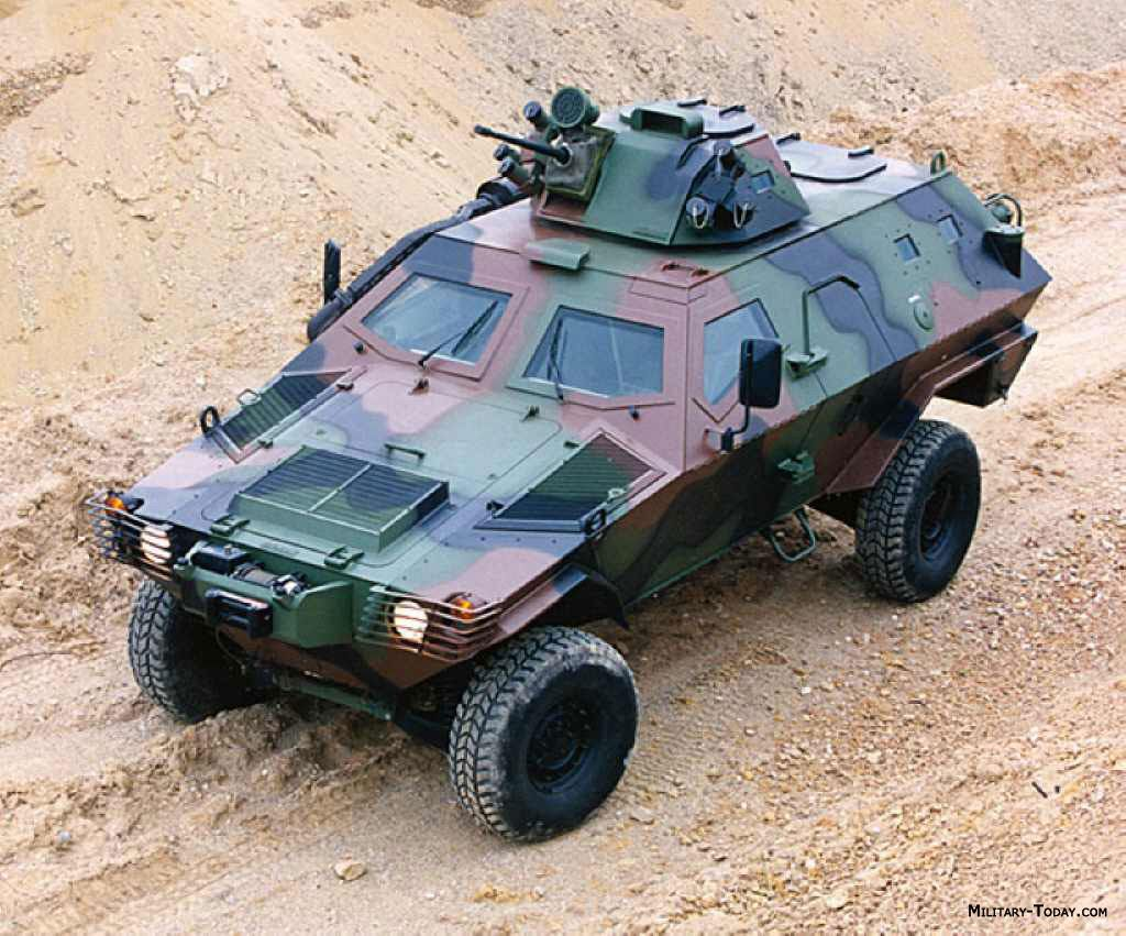 Cobra Armored Personnel Carrier (Turkey)
