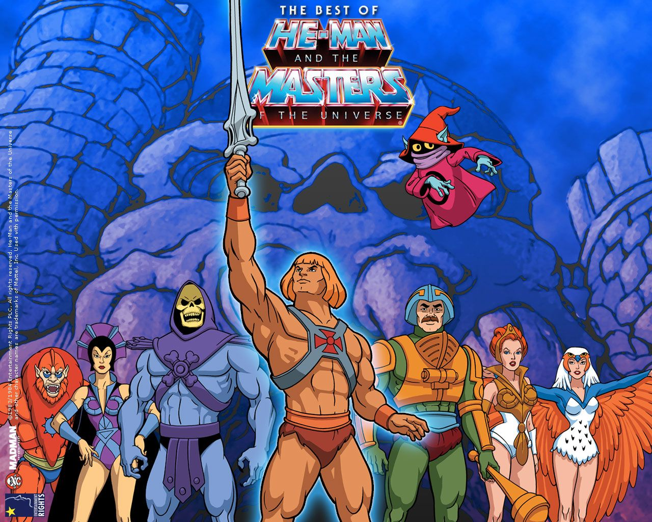 """He-Man and the Masters of the Universe"" TV Show"