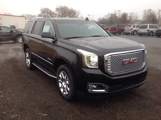 New 2017 GMC Yukon Denali SUV Elkhart You ll appreciate its safety
