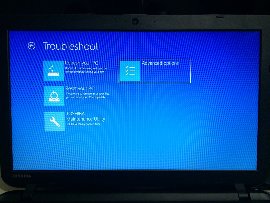 Restoring Windows 8 1 From A Usb Recovery Drive Pc Laptop