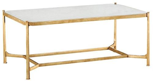 Contemporary Cocktail Table from ABC Carpet & Home