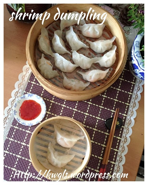 Shrimp Dumplings or Har Gao (虾饺)#guaishushu #kenneth_goh     #shrimp_dumpling #har_kow  #虾饺