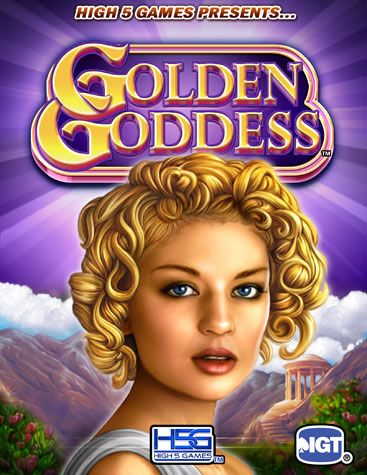 Golden Goddess Slot Game