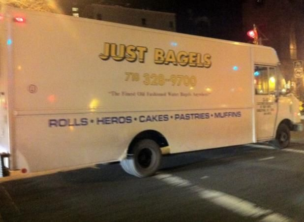 Just bagels... or not?