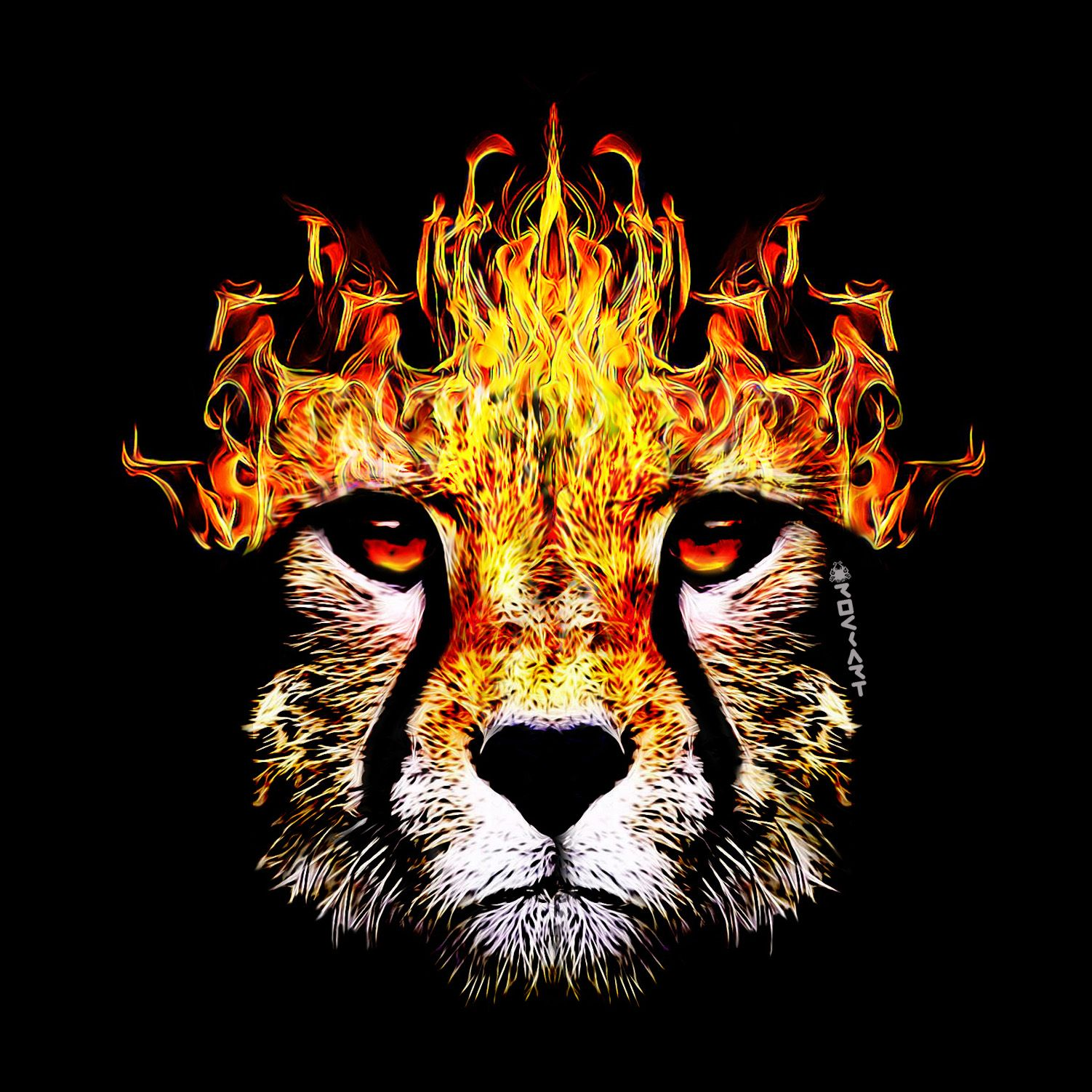 I'm A Street Walking Cheetah With A Heart Full Of Napalm