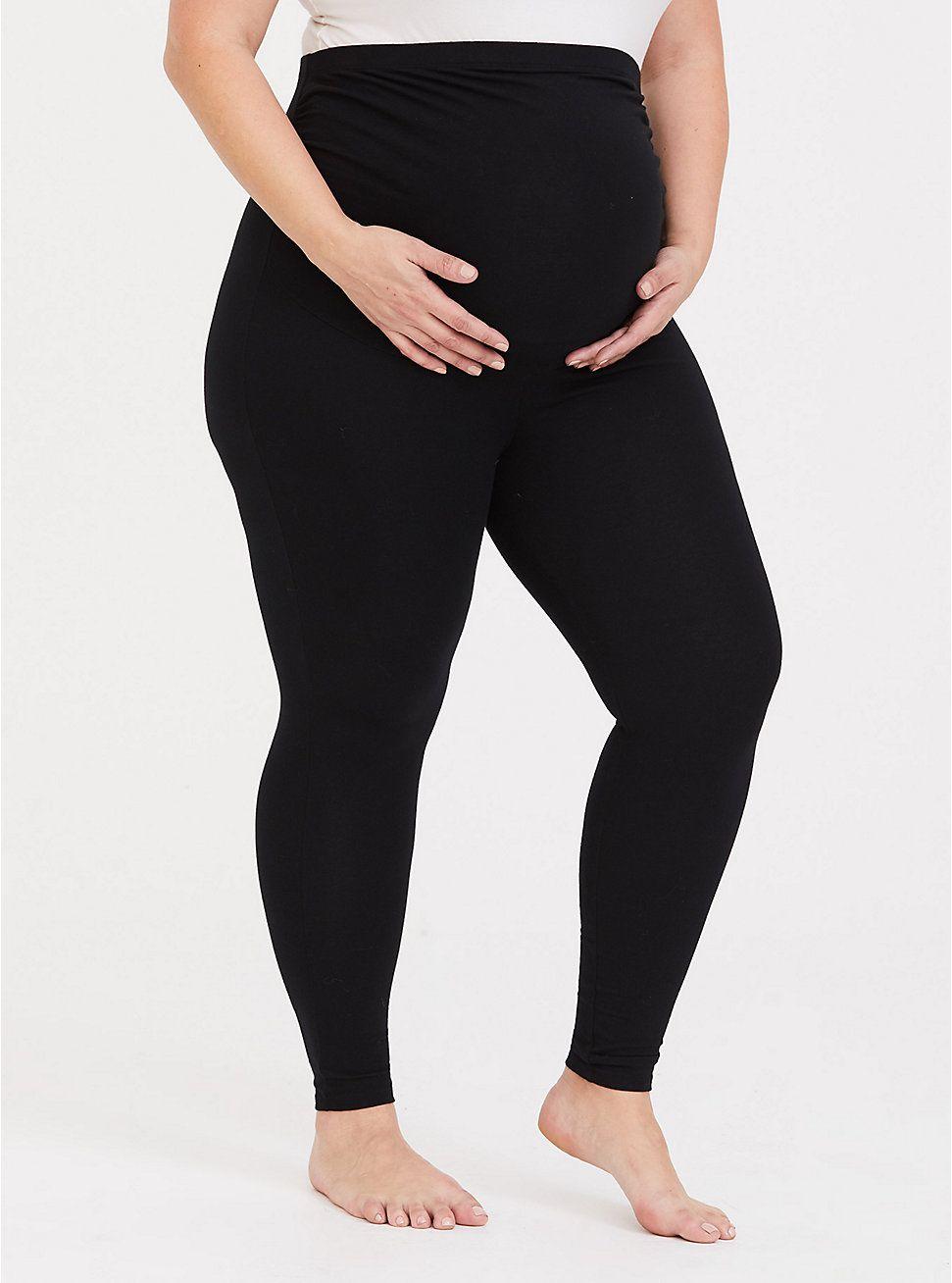 Plus Size Leggings Plus Size Pants Maternity Leggings High Waist Maternity Leggings Maternity Pants