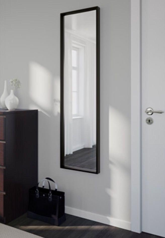 Ikea spiegel nissedal home decor pinterest house for Miroir nissedal