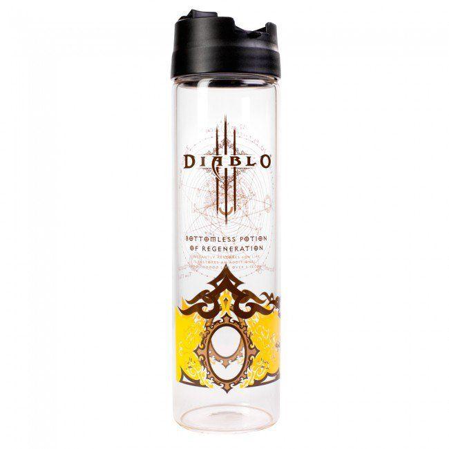 Diablo III: Bottomless Potion Water Bottle