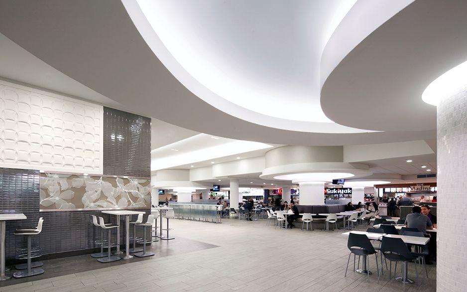 Promenades Cathédrale Location: Montreal, Quebec, Canada Architect: Groupe Archifin Inc. Lighting Design: Lightstudio Design Designer: GH+A Design